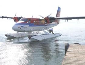 Hava taksisi ile ilk deneme uçuşu