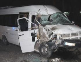 Tokatta trafik kazası: 6 yaralı