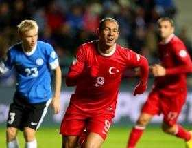 Estonya 0-2 Türkiye