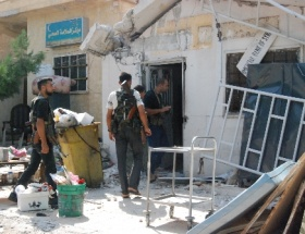 Halepte giderayak toplu infaz