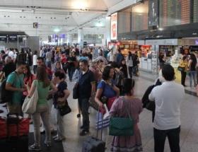 Bir günde 145 bin yolcu