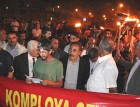 BDP yürüyüşüne izin verilmedi