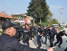 Gasptan yargılanan polise beraat