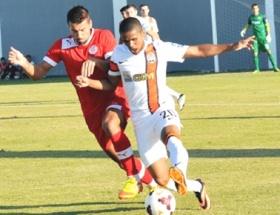 Antalyaspor Shaktara 2-0 yenildi