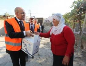 Bakan Şimşek bin birinci gönüllü