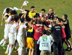 Türkiye Ümit Milli 1-0 Polonya