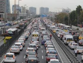 Trafikte Cumartesi alarmı