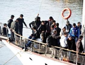Denizde ölen kaçakların kimlikleri belirlendi