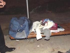 Unutulan çanta bomba korkusu yaşattı