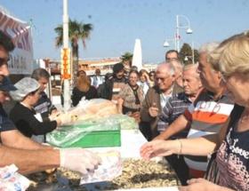 Ayvalık Zeytin Pazarı açıldı