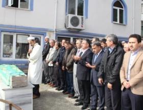 Milli Savunma Bakanı, cenaze törenine katıldı