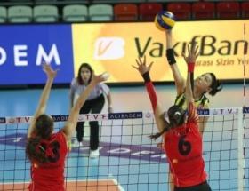 Vakıfbank 3-0 Fenerbahçe