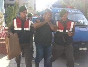 Bankanın aracını soyan şahıs tutuklandı