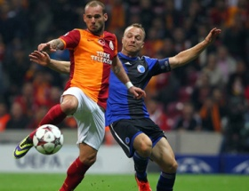 Kopenhag 1-0 Galatasaray