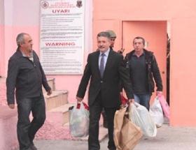 Ahmet Berberoğlu tahliye oldu
