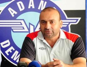 Adana Demirspor Msuatafa Uğura emanet