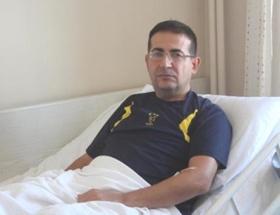 İnfaz koruma memurunu vuran tutuklandı