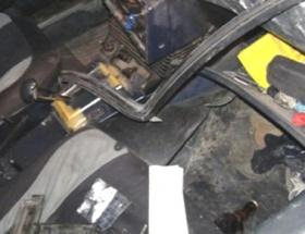 Tarsusta trafik kazaları: 2 ölü, 1 yaralı