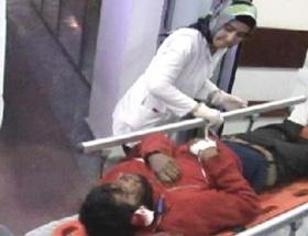 Suriyeli yaralılar Şanlıurfaya getirildi