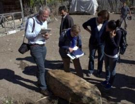 Arkeologlar Roma yollarının izini sürdü