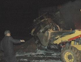 Trabzonda kaza: 1 ölü, 2 yaralı
