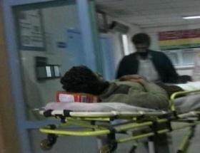 Yaralı 4 Suriyeli Reyhanlıya getirildi