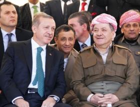 Barzani geldi, o kanal yayına girdi!