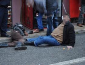 Sakaryada silahlı saldırı: 2 yaralı