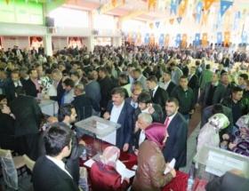 AK Parti, temayül yoklaması yaptı
