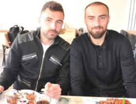 Sivassporda moral yemeği