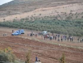 Reyhanlı sınırında arbede: 1 yaralı