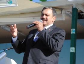 Eroğlu, 16 milyon liralık projenin temelini attı