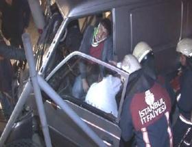 Ceylanpınarda trafik kazası: 1 ölü