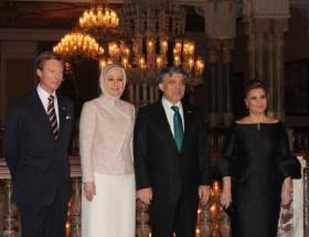 Cumhurbaşkanı, Lüksemburg Dükü ile bir araya geldi