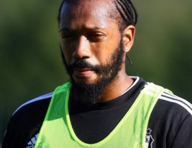 Beşiktaşta Fernandes sevinci