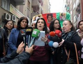 Diyarbakırda kadına şiddet protestosu