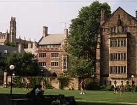 Yale Üniversitesinde alarm