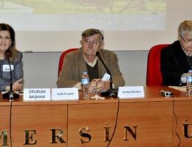 Konferansta Gezi eylemleri masaya yatırıldı