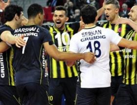 Fenerbahçe Grundig 3-1 Politechnika Warszawska