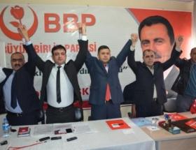 BBP, belediye başkanlığına talip