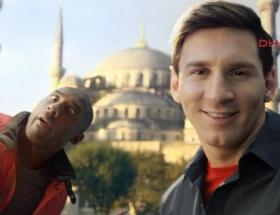 Kobe Bryant ve Messiden yeni THY reklamı