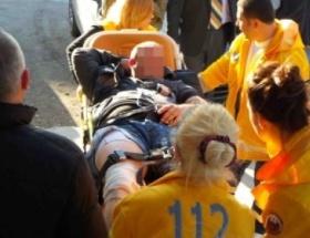 Sapancada silahlı saldırı: 1 yaralı