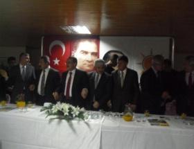 Bakan Ergin, seçim çalışmalarına başladı