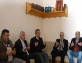 CHP heyetinden Gülenin yakınlarına taziye