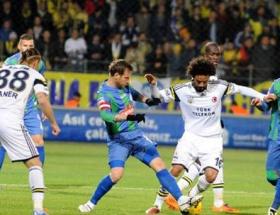 Çaykur Rizespor 1-2 Fenerbahçe