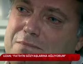 Cem Uzan, Terim için ağladı!