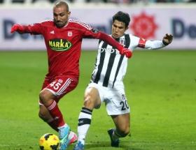Beşiktaş 1-1 Sivasspor