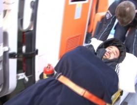 Ümit Kurt, hastaneye kaldırıldı