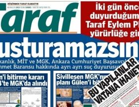 Taraftan Erdoğana suç duyurusu