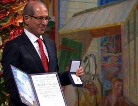 İşte Nobel Barış Ödülünü alan Türk
